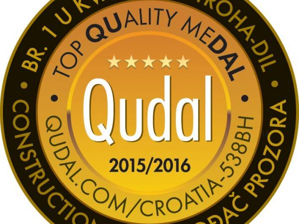 QUDAL - QUality meDAL Construction Croatia 2015/2016